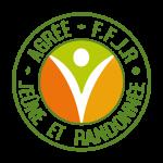 federation francophone jeune randonnee logo